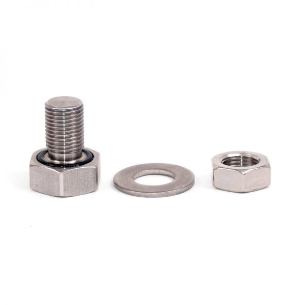 316SS Sealing Bolt Kit: 1/2-20