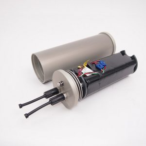 Aluminum Battery Housing 4""