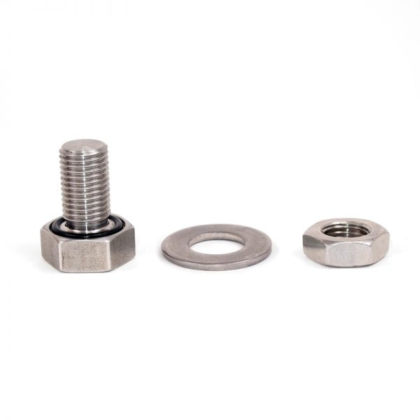 316SS Sealing Bolt Kit: 7/16-20