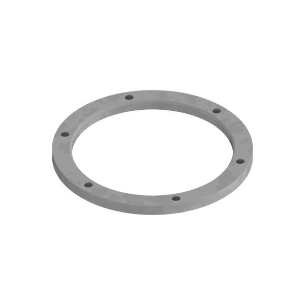 "3.4"" Dome Hold Down Ring (Acetal)"