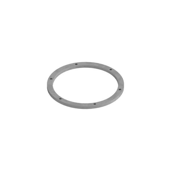 "4.5"" Dome Hold Down Ring"