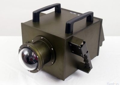Hyperspectral Camera (2016)